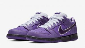 Purple Lobster Concepts Dunk Low