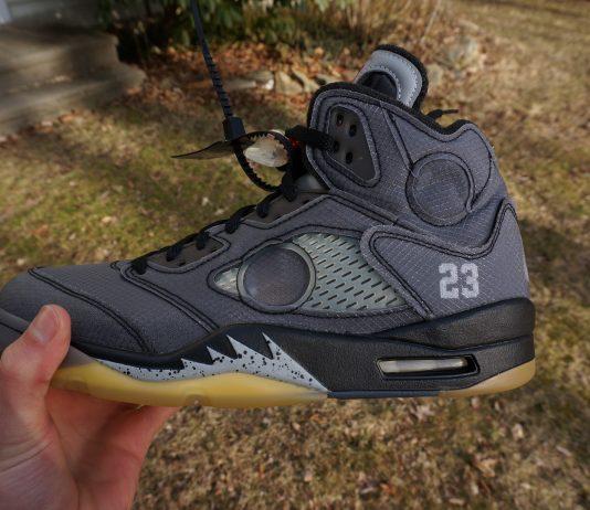 Air Jordan V x Virgil Abloh