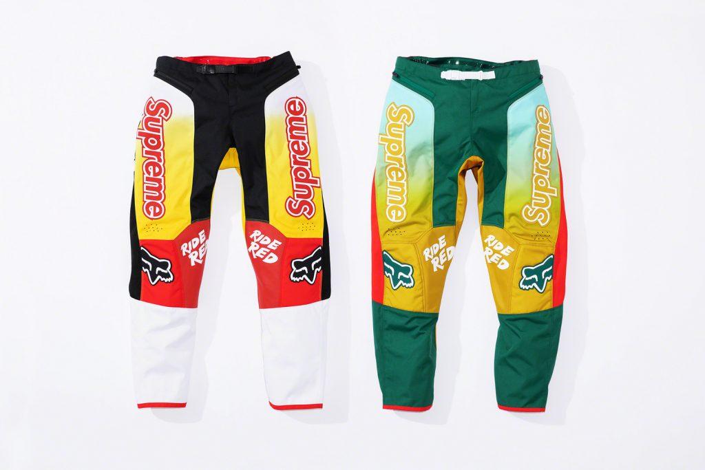 Supreme x Honda x Fox Racing Moto Pant