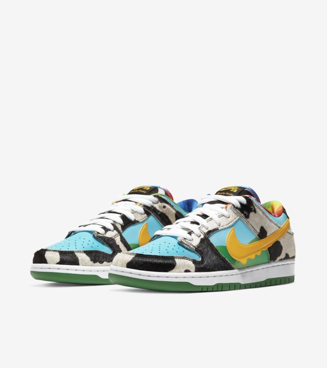 Nike SB Dunk Low x Ben and Jerry's Chunky Dunky