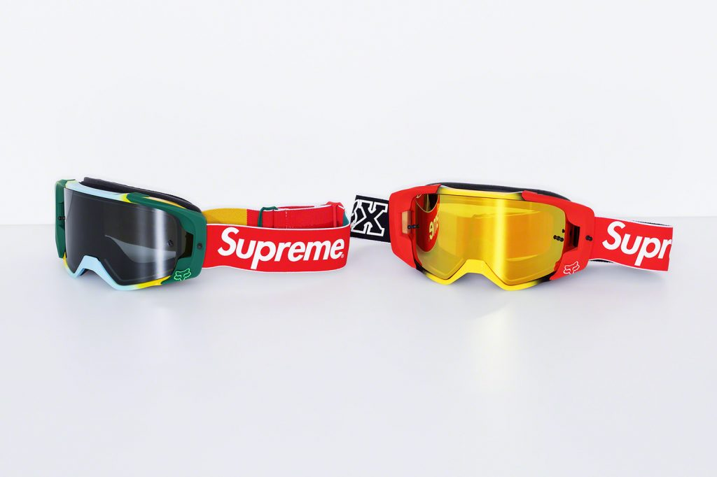 Supreme x Honda x Fox Racing Vue Goggles