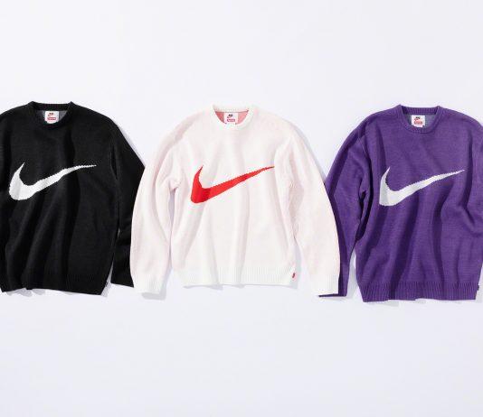 Supreme/Nike Sweater