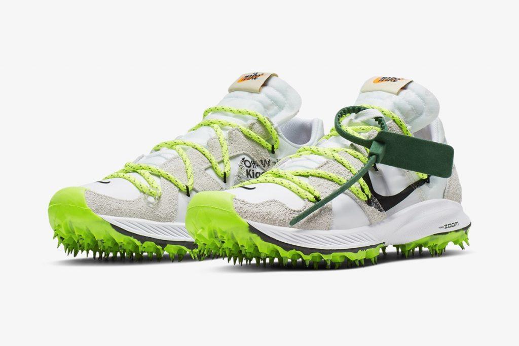 Nike X Off-White Zoom Terra Kiger 5 Virgil Abloh