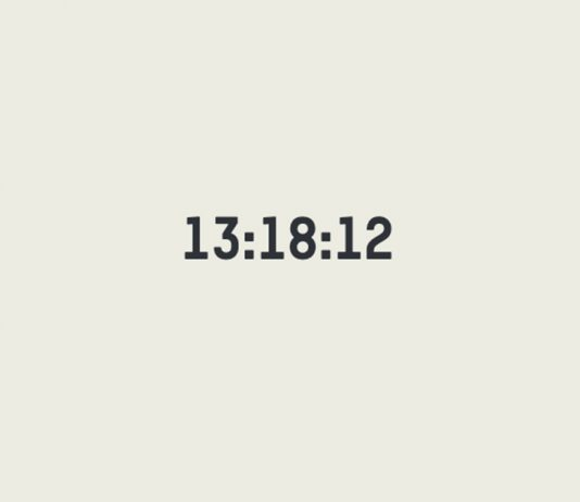 Adidas Yeezy Countdown Clock